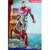 Figurine Spider-Man Homecoming Movie Masterpiece Diecast Iron Man Mark XLVII Reissue 32cm 1001 Figurines (3)