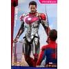Figurine Spider-Man Homecoming Movie Masterpiece Diecast Iron Man Mark XLVII Reissue 32cm 1001 Figurines (4)