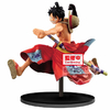 Statuette One Piece Battle Record Collection Monkey D. Luffy 14cm 1001 figurines