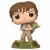 Figurine Star Wars Funko POP! Training Luke with Yoda 9cm 1001 Figurines