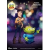 Pack 3 figurines Toy Story Dynamic Action Heroes Aliens DX Ver. 12cm 1001 Figurines (8)