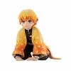 Statuette Demon Slayer Kimetsu no Yaiba G.E.M. Zenitsu Palm Size Edition 7cm 1001 Figurines (1)