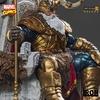 Statuette Marvel Comics BDS Art Scale Odin 31cm 1001 Figurines (7)