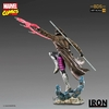 Statuette Marvel Comics BDS Art Scale Gambit 26cm 1001 figurines (5)
