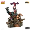Statue Marvel Comics BDS Art Scale Sentinel Deluxe 66cm 1001 Figurines (1)