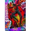 Figurine Spider-Man New Generation Movie Masterpiece Miles Morales 29cm 1001 Figurines (12)