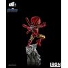Figurine Avengers Endgame Mini Co. Iron Man 20cm 1001 figurines (13)