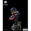 Figurine Avengers Endgame Mini Co. Captain America 15cm 1001 Figuirnes (14)