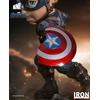 Figurine Avengers Endgame Mini Co. Captain America 15cm 1001 Figuirnes (16)