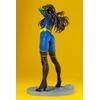 Statuette G.I. Joe Bishoujo Baroness 25th Anniversary Blue Color Ver. 23cm 1001 Figurines (7)