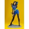 Statuette G.I. Joe Bishoujo Baroness 25th Anniversary Blue Color Ver. 23cm 1001 Figurines (9)