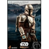 Pack 2 figurines Star Wars The Mandalorian - The Mandalorian & The Child Deluxe 30cm 1001 figurines (8)