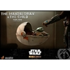 Pack 2 figurines Star Wars The Mandalorian - The Mandalorian & The Child Deluxe 30cm 1001 figurines (13)