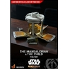 Pack 2 figurines Star Wars The Mandalorian - The Mandalorian & The Child Deluxe 30cm 1001 figurines (18)