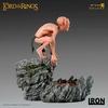 Statuette Le Seigneur des Anneaux Deluxe Art Scale Gollum 12cm 1001 figurines  (3)