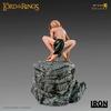 Statuette Le Seigneur des Anneaux Deluxe Art Scale Gollum 12cm 1001 figurines  (4)