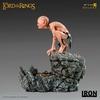 Statuette Le Seigneur des Anneaux Deluxe Art Scale Gollum 12cm 1001 figurines  (5)