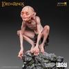 Statuette Le Seigneur des Anneaux Deluxe Art Scale Gollum 12cm 1001 figurines  (7)