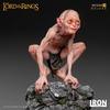Statuette Le Seigneur des Anneaux Deluxe Art Scale Gollum 12cm 1001 figurines  (9)