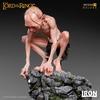 Statuette Le Seigneur des Anneaux Deluxe Art Scale Gollum 12cm 1001 figurines  (10)