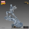 Statuette Marvel Comics BDS Art Scale Iceman 23cm 1001 Figurines (2)