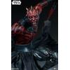 Statuette Star Wars Mythos Darth Maul 60cm 1001 figurines (8)