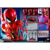 Figurine Marvels Spider-Man Video Game Masterpiece Spider-Man Spider Armor MK IV Suit 30cm 1001 Figurines (15)