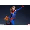 Statuette Avengers Assemble Captain Marvel 41cm 1001 Figurines (14)
