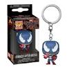 Porte-clés Marvel Venom Pocket POP! Captain America 4cm 1001 Figurines
