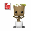 Figurine Guardians of the Galaxy Funko POP! Marvel Super Sized Dancing Groot 46cm 1001 Figurines (1)