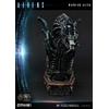 Statue Aliens Premium Masterline Series Warrior Alien Deluxe Bonus Version 67cm 1001 Figurines (7)