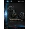 Statue Aliens Premium Masterline Series Warrior Alien Deluxe Bonus Version 67cm 1001 Figurines (13)
