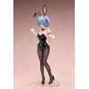 Statuette Re ZERO Starting Life in Another World Rem Bunny Ver. 2nd 44cm 1001 fIGURINES (2)
