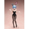 Statuette Re ZERO Starting Life in Another World Rem Bunny Ver. 2nd 44cm 1001 fIGURINES (3)