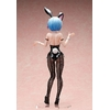 Statuette Re ZERO Starting Life in Another World Rem Bunny Ver. 2nd 44cm 1001 fIGURINES (5)