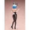 Statuette Re ZERO Starting Life in Another World Rem Bunny Ver. 2nd 44cm 1001 fIGURINES (6)