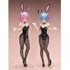 Statuette Re ZERO Starting Life in Another World Rem Bunny Ver. 2nd 44cm 1001 fIGURINES (7)