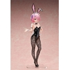 Statuette Re ZERO Starting Life in Another World Ram Bunny Ver. 2nd 44cm 1001 Figurines (1)