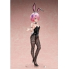 Statuette Re ZERO Starting Life in Another World Ram Bunny Ver. 2nd 44cm 1001 Figurines (3)