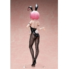 Statuette Re ZERO Starting Life in Another World Ram Bunny Ver. 2nd 44cm 1001 Figurines (5)