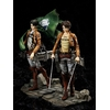 Statuette Attack of Titan Ellen 24cm 1001 Figurines (3)