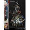 Statue Horizon Zero Dawn Aloy Shield Weaver Armor Set 70cm 1001 Figurines (1)