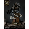 Statuette Batman Arkham Origins Gotham By Gaslight Batman Black Version 57cm 1001 Figurines (3)