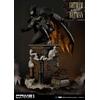 Statuette Batman Arkham Origins Gotham By Gaslight Batman Black Version 57cm 1001 Figurines (6)