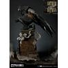 Statuette Batman Arkham Origins Gotham By Gaslight Batman Black Version 57cm 1001 Figurines (7)