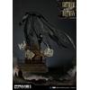 Statuette Batman Arkham Origins Gotham By Gaslight Batman Black Version 57cm 1001 Figurines (8)
