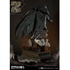 Statuette Batman Arkham Origins Gotham By Gaslight Batman Black Version 57cm 1001 Figurines (9)