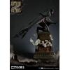 Statuette Batman Arkham Origins Gotham By Gaslight Batman Black Version 57cm 1001 Figurines (10)