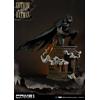 Statuette Batman Arkham Origins Gotham By Gaslight Batman Black Version 57cm 1001 Figurines (11)