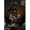 Statuette Batman Arkham Origins Gotham By Gaslight Batman Black Version 57cm 1001 Figurines (24)